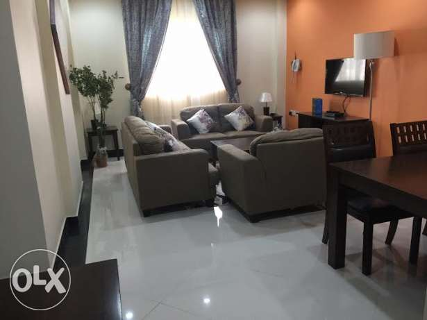 2 BR FF Apartment in wakra near q tel