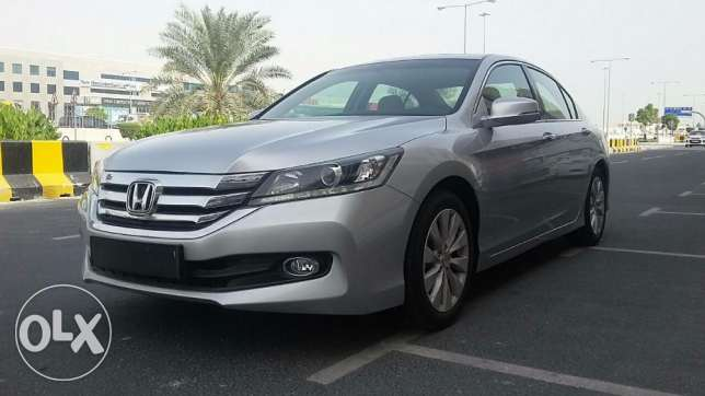 Honda Accord 4Cyl – 2016