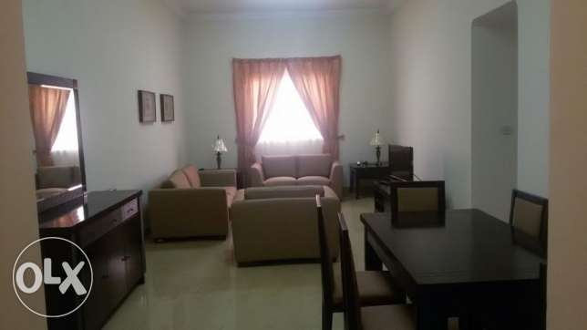 2 bed room FF Apartment in alnaser