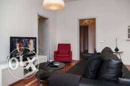 Perfect furnished apartment for executive or couples in excellent loca