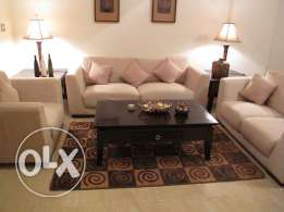 HTTC30 - Gorgeous Fully Furnished 3 BR Apartment at a Convenient Area