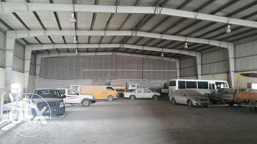 Store for rent in Doha industrial area