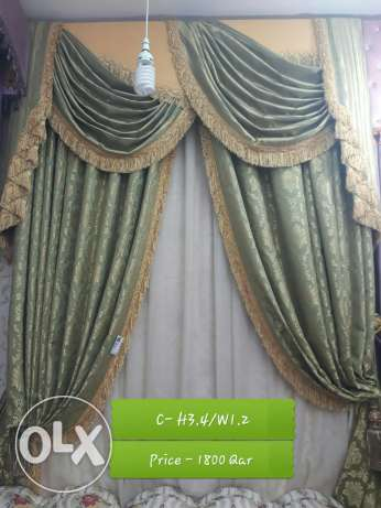 romania curtain set