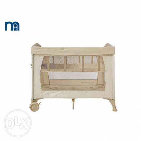 Mothercare Travel Cot Bed مطار الدوحة -  2