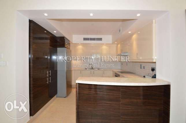 3 Bedrooms apartment with both sea & canal views الؤلؤة -قطر -  3