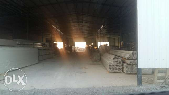 Warehouse 600 sqmr for rent
