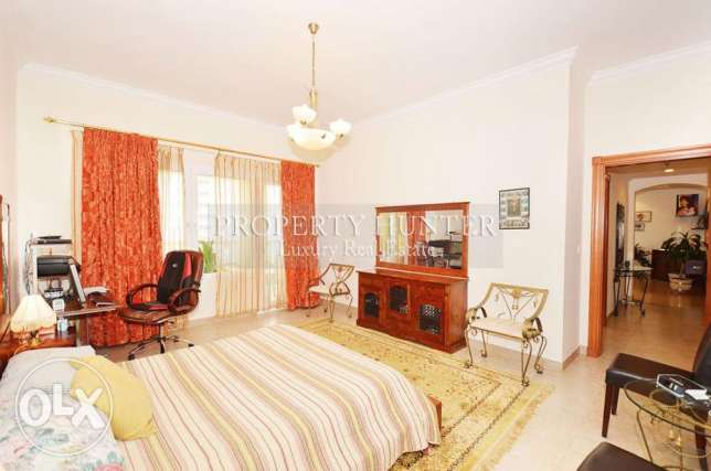 2 Bed Apartment with Canal & Marina View الؤلؤة -قطر -  6