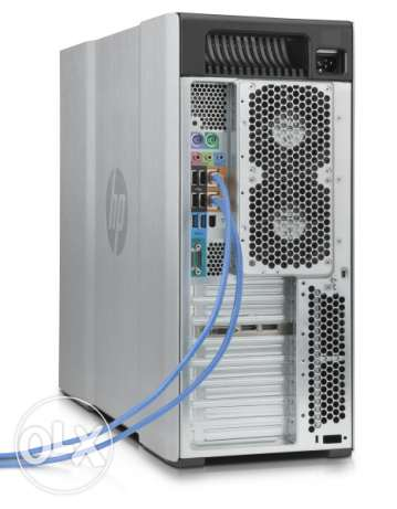 HP Z820 HIGH END Workstation