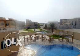 3 Bedrooms Deluxe Compound villa for rent Al Waab