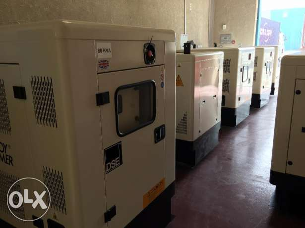 UK original perkins diesel generators from 9 to 2500 kva