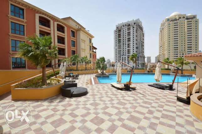 Attractive Views Two Bedrooms Apartment الؤلؤة -قطر -  8