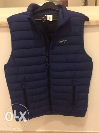 Climafill Hollister Sleeveless Jacket
