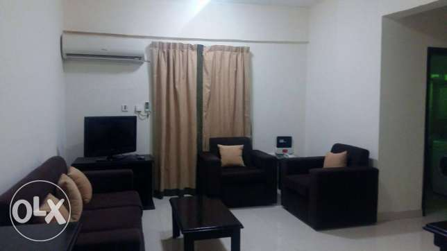 Fully Furnished 2 Bedroom Flat In Bin Omran For Family فريج بن عمران -  1