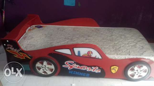 Kids (car)bed for sale