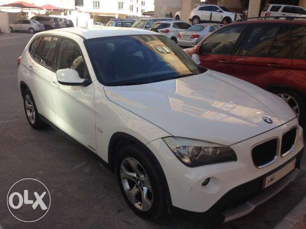 urgent sale: BMW X1 2012 perfect condition