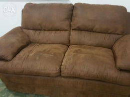 Sofa set 3 pices: 3+2+1 seater very good condition