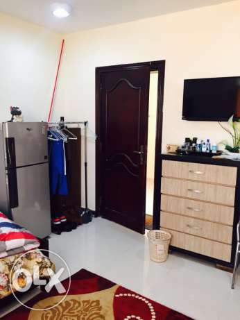 Fully furnished studio Room in Thumama