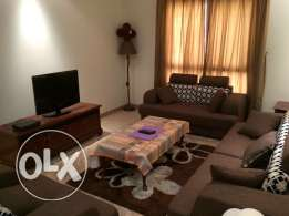 Luxury Fully Furnished 1-BR apartment in AL Sadd / Gymanisium