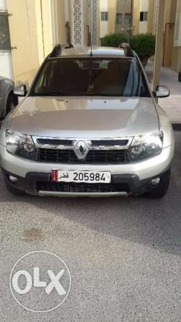 Renault Duster 2.0 L (2015 model, 2014 production)