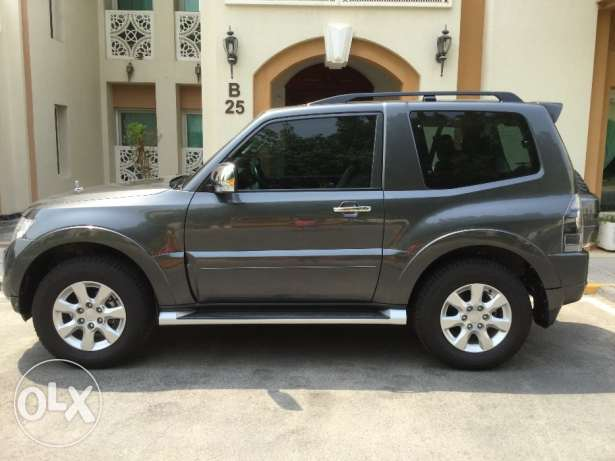 2014 PAJERO two door