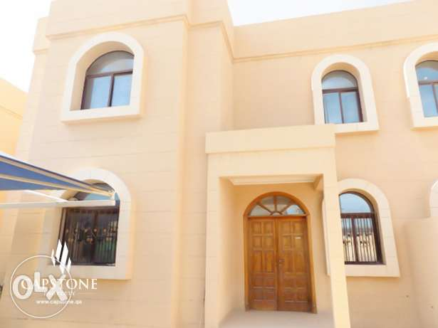 Well-located, Independent Villa for rent in Al Sadd