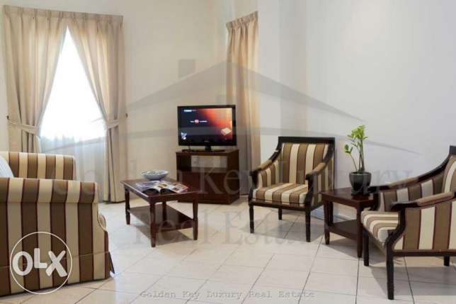 1 BR Apt. Fully Furnished in Al Asmakh