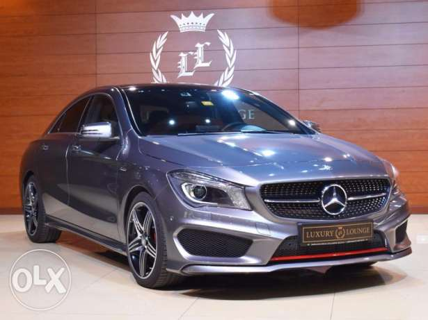 2016 Mercedes Benz CLA250 Sport, Under Warranty , GCC Specs