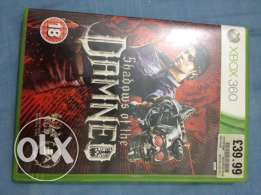 shadows of the damned for xbox360