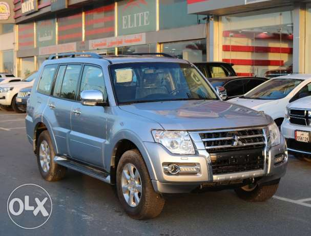 pajero 3.5 full options