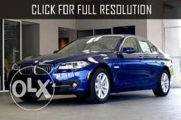 2016 model BMW 520i (Purchased BMW 520i