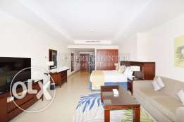 Modern Studio Apartment in The Pearl