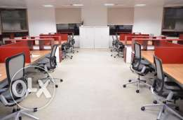 November PROMO: Fully Furnished offices for Rent in AL SADD