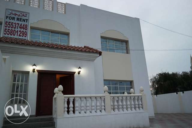 5bd spacious stand alone villa at AL Nasr