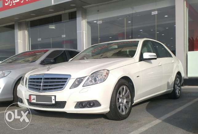 MercedesBenz e 200 for sale 2011