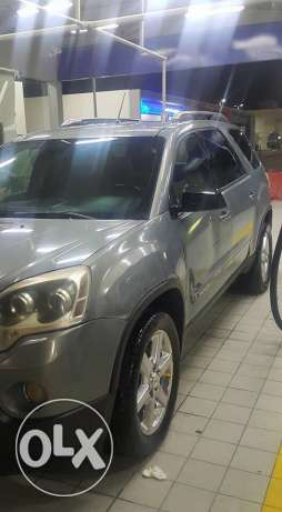 GMC Acadia 2007 for sell