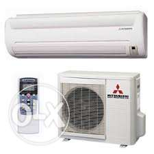 Split Ac Window Ac For Sale Good Condition