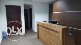 Office Space for QR. 6,000 in Muntazah