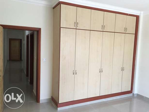 UNFURNISHED 1bhk apartment