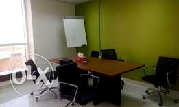 30 Sqm Fully furnished Office space at Doha