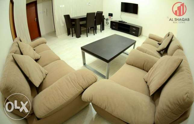 premium 1 bedroom fully furnished apartments in mugalina ام غويلينه -  1