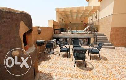 fully furnished 3 bedrooms with facilities in Bin Mehmoud