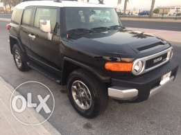 black 2012 FJ Cruiser with 55,000 Kms