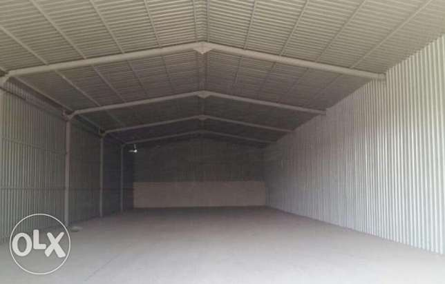 warehouse for rent 200 sq.m. QR 5000 industrial area after street 52