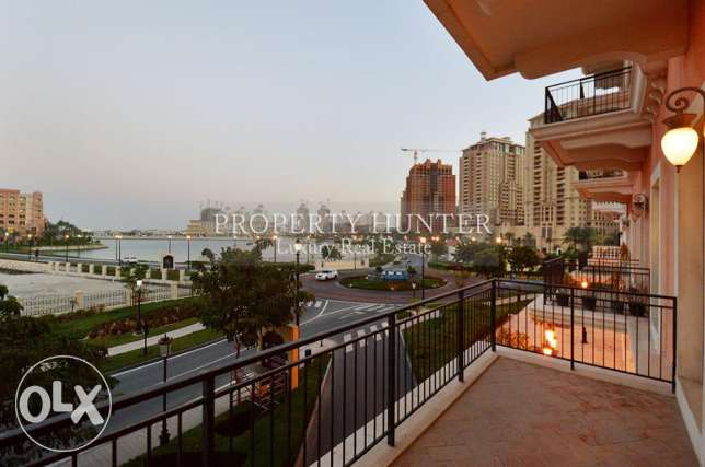Kempinski view 3 Bedroom apartment + 1 month free