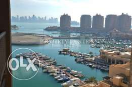 1 Bedroom fully furnished with stunning Marina view