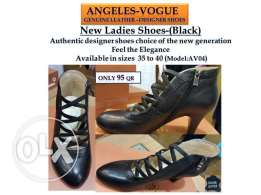 New Ladies Leather Shoes