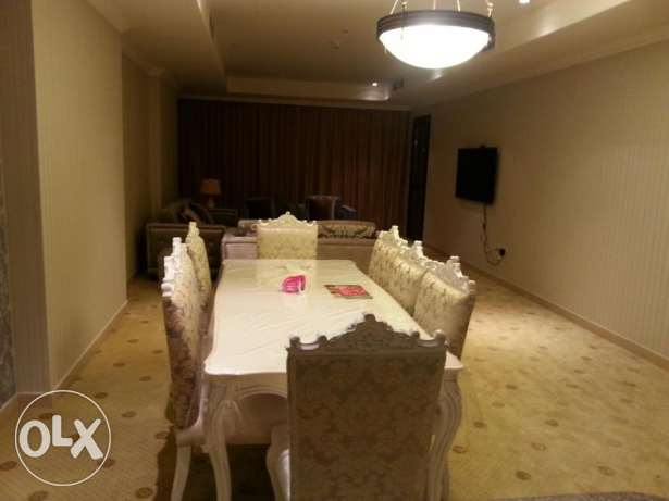Appartment for rent in the pearl الؤلؤة -قطر -  1