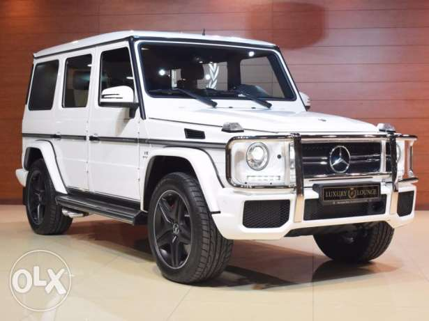 2016 Mercedes Benz G63 AMG , GCC Specs , Under Warranty