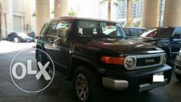 Toyota Fj Cruizer v6 with Difflock 2011
