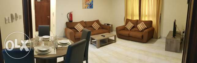Furnished 2BHK in Al Wakra